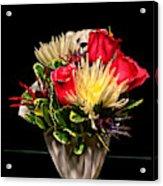 Friendship Bouquet Acrylic Print