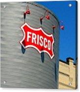 Frisco Museum  Acrylic Print