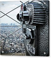 From Observation Deck Acrylic Print