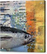 Funky Fish Acrylic Print