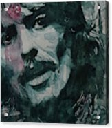 George Harrison - All Things Must Pass Acrylic Print