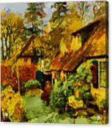Giethoorn Collection - 1 Acrylic Print