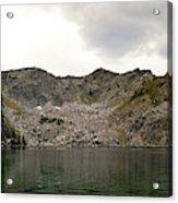 Gilpin Lake Acrylic Print
