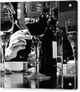 Glasses Of Wine Acrylic Print