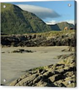 Glassilaun Beach Connemara Acrylic Print
