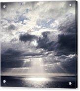 Gods Above Us Acrylic Print