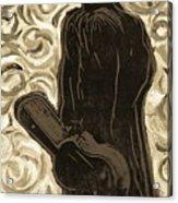 Gogh Johnny Go Acrylic Print