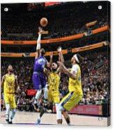 Golden State Warriors V Utah Jazz Acrylic Print
