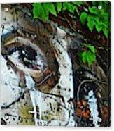 Graffiti On West 107 Street Acrylic Print