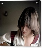 Gram Parsons In Chicago Acrylic Print