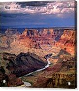 Grand Canyon, Arizon, Usa Acrylic Print