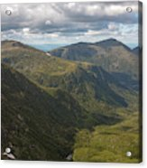 Great Gulf Wilderness - White Mountains New Hampshire Acrylic Print