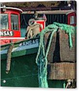 Great Lakes Towing Tug Kansas Acrylic Print