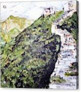 Great Wall 3 201846 Acrylic Print