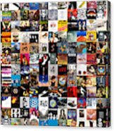 Greatest Album Covers Of All Time Acrylic Print