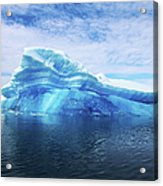 Greenland  A Laboratory For The Acrylic Print
