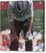 Greg Norman, 1996 Masters Sports Illustrated Cover Acrylic Print