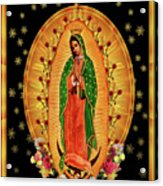 Guadalupe8 Acrylic Print