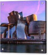 Guggenheim Museum - Bilbao, Spain Acrylic Print