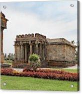 Halebid, Parshvanatha Basadi Acrylic Print
