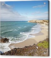 Half Moon Bay California Acrylic Print
