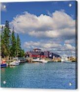 Hall's Harbour 02 Acrylic Print