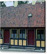 Hans Christian Anderson Childhood Home Acrylic Print