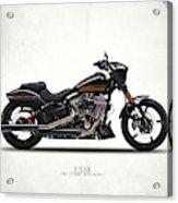 Harley Fxse Acrylic Print