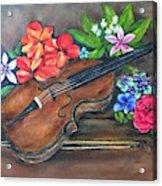 Harmony  Acrylic Print