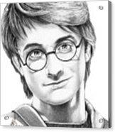 Harry Potter Acrylic Print