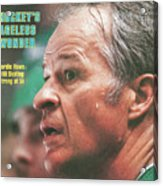 Hartford Whalers Gordie Howe Sports Illustrated Cover Acrylic Print