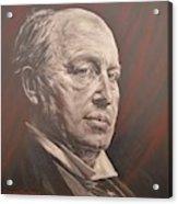 Henry James Acrylic Print
