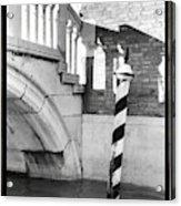 Hidden Passages Venice Vii    Acrylic Print