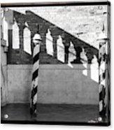 Hidden Passages Venice Viii    Acrylic Print