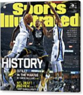 History still In The Making Sports Illustrated Cover Acrylic Print