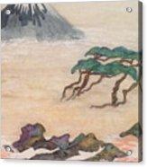 Hoitsu Through The Eyes Of Modernity Turned Backward Acrylic Print