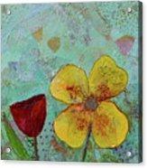 Holland Tulip Festival Iv Acrylic Print
