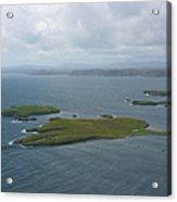 Holm, Stornoway, Isle Of Lewis Acrylic Print