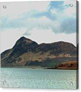Holy Isle, Off Lamlash Bay - Isle Of Acrylic Print