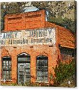Honey Store  Acrylic Print