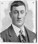 Honus Wagner Louisville 1899 Acrylic Print