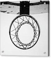 Hoop Dreams Acrylic Print