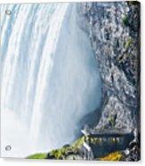 Horseshoe Fall, Niagara Falls, Ontario Acrylic Print