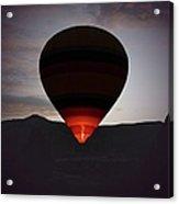 Hot Air Ballon Acrylic Print