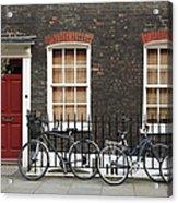 House In London Acrylic Print