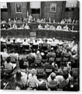 House Judiciary Committee Meeting Acrylic Print