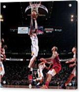 Houston Rockets V Phoenix Suns Acrylic Print