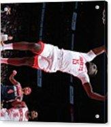 Houston Rockets V Washington Wizards Acrylic Print