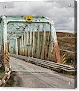 Hwy 552 Bridge Acrylic Print