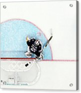 Ice Hockey - Mens Gold Medal Game - Day Acrylic Print